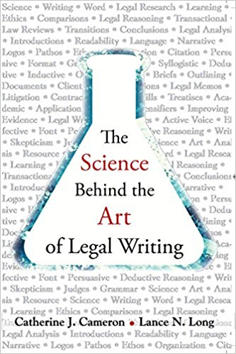 Science Behind the Art of Legal Writing